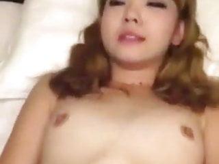 Jap girl creampie