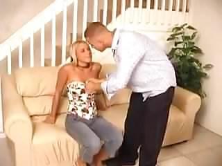 Trisha Annabelle having sex with a random guy