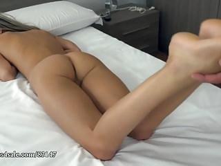Gina Gerson Slave Girl Feet Fuck