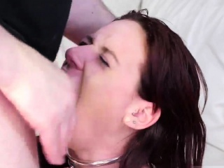 Teen gets off from creampie Your Pleasure is my World