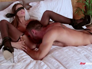 New Sensations - August Ames Wants To Get Kinky With Hubby
