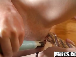 Mofos - Shes A Freak - Laura Brooks - Perfection Is Back