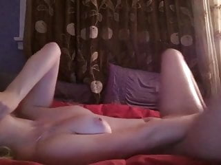 Teen masturbate with dildo
